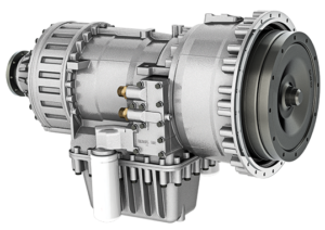 Beste Volvo PT Series Articulated Truck Transmissions - TransTechnics UM-72